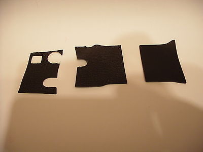 Nikon F3 Leather Rubber ****** NEW OEM ******  Cover Covering F-3 RARE Part
