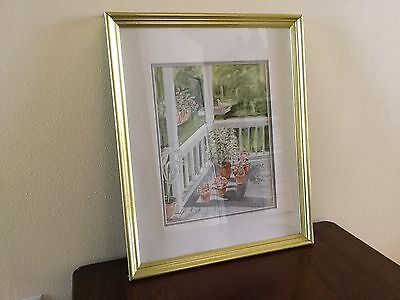 Sue Hall Watercolor Painting