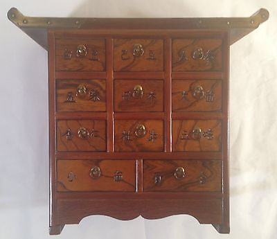 Japanese Storage Cabinet  ( Reproduction / Second Hand )