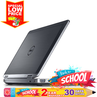 "Dell Latitude E6430 14"" LED (Intel Core i7, 8GB RAM, 128GB SSD, DVDRW, Win10 Pro"