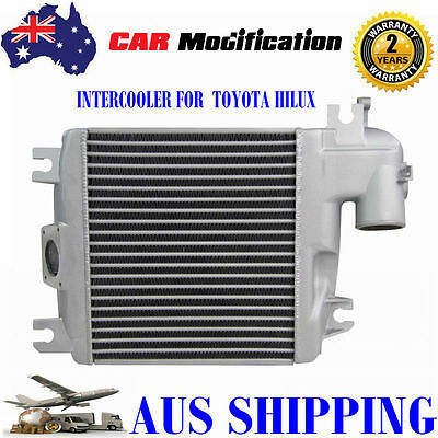 Upgrade Intercooler For Toyota Hilux 3.0L 1Kd Td Water Cooled Egr Type 2006-2015