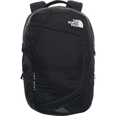 North Face Hot Shot Mens Rucksack - Tnf Black One Size
