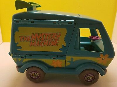 The Mystery Machine trap time Scooby doo