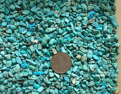 Natural Green Grape Color Small Crushed Stones Fresh Clear Polydite Scrap 100g
