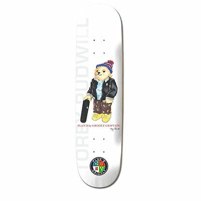 "Plan B - X Grizzly Pudwill 7.8"" Skateboard Deck"
