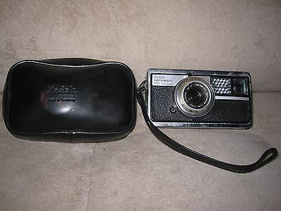 Kodak Instamatic 500 Film Camera With Case