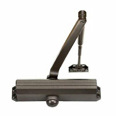 Norton Door Controls 1601 x 690 1600 Series Door Closer, Cast Aluminum Body, ADA
