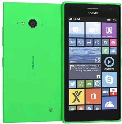 Dummy Phone, Nokia Lumia 735 Sundance Green - BRAND NEW