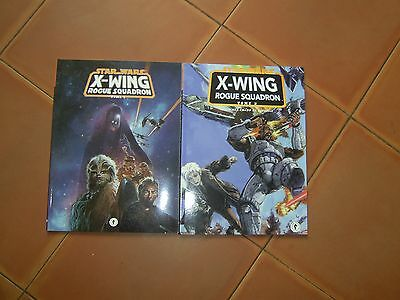 STAR WARS   X  WING  ROGUE SQUADRON   tome 1 .tome  Ed. Dark Horse.   2 bd
