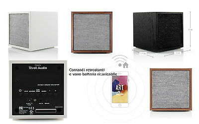 ART by Tivoli Audio CUBE Wireless Speakers & Home Audio System