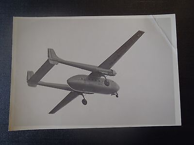 Photo Originale Des Annees 50 Avion  Le Nord 2500 France