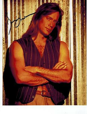 KEVIN SORBO signed autographed HERCULES 8X10 photo - REAL/IN-PERSON