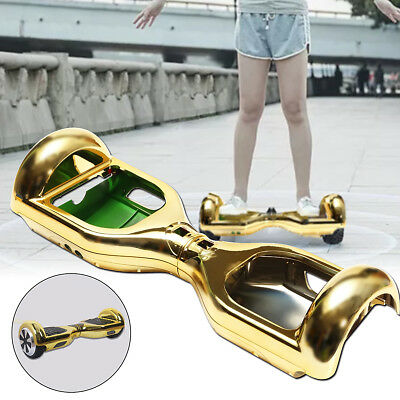 Shell Outer Kit Cover Gold For 6.5'' 2 Wheels Self Balancing Electric Scooter US