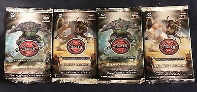 20 Packs x Chaotic Silent Sands Trading Cards TC Digital USA 9 cards per pack