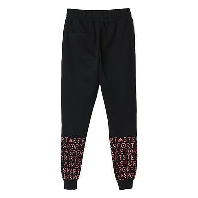 Adidas Stella McCartney Black Stellasport Sweat Pants RRP £48