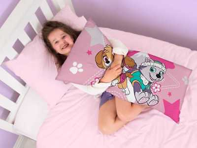 SUPER SIZED Paw Patrol Super Soft Double Cushion Pillow - Kids Girls Bedroom