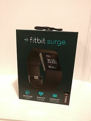 Fitbit Surge Smartwatch - Small - Black