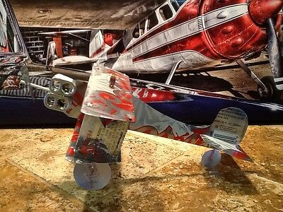 COORS LIGHT Texas AIRPLANE Made REAL Beer can Neon Sign Cool as SUMMER PLANE