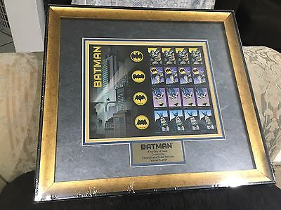 USPS Batman Stamps First Day 10/09/14 NYCC 201