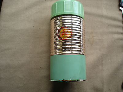 Rare Vintage Thermos by Haesco during DDR Germany  #392