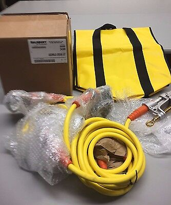 Salisbury High Voltage Electrical Grounds 4 Way Grounding Set/storage Bag
