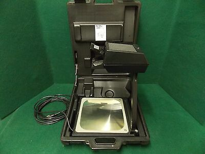 """3M Five """"0"""" Eighty-Eight Model 88BGC Compact Portable Transparency Projector ~"""