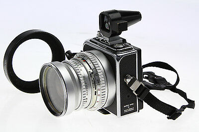Hasselblad Super Wide C (SWC) w/ Biogon C 38mm F/4.5  Lens and Finder