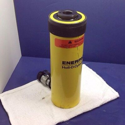 ENERPAC RCH-206 Cylinder, 20 tons, 6-7/64in. Stroke USA MADE!