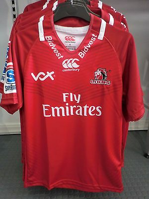 Lions Jersey 2017 Super Rugby Official Canterbury Shirt South Africa Home New
