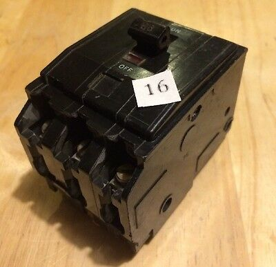 SQUARE D QO360 Plug In Circuit Breaker 60 Amp 3 Pole
