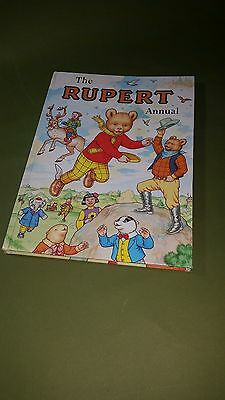 Rupert Bear Annual #64 1999 - John Harold - Not Price Clipped - Great Condition