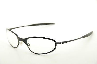 New Authentic Oakley A Wire Thick Black 55mm Frames Eyeglasses RX
