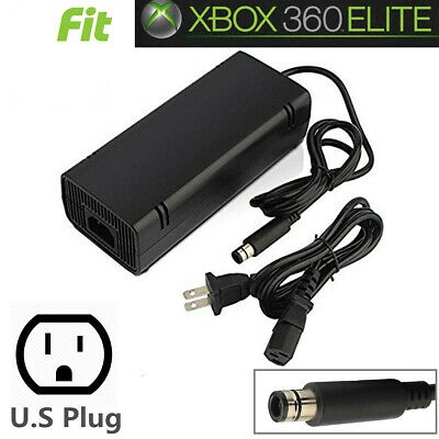 NEW AC Adapter Charger Power Supply Cord for Xbox 360E Brick Console