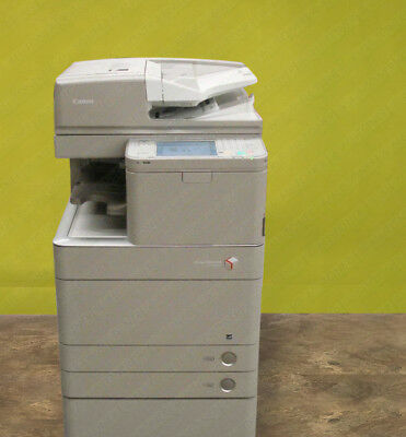 Canon ImageRunner Advance C5240A All-In-One Tabloid Color Copier Printer Scanner