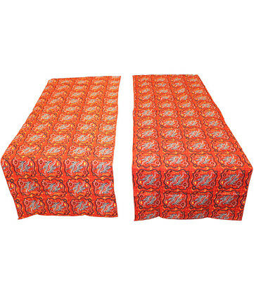 Twin Pack Red Roo Table Runner
