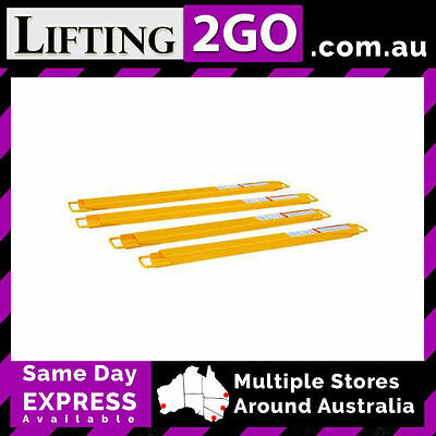 6ft Forklift Tyne Extensions (NSW)