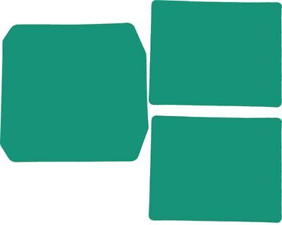 Green Adhesive Nassau Panel & Side Pod Sticker Set