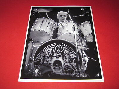 QUEEN ROGER TAYLOR  10x8  inch lab-printed photo P/9004