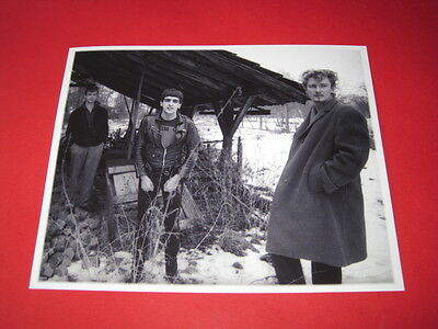 KILLING JOKE  10x8  inch lab-printed photo P/9026