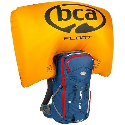 BCA Float 32 Avalanche Airbag System Backpack-Ski Snowboard Snowmobile BLUE