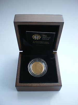 ROYAL MINT 1826 KING GEORGE IV FULL GOLD SOVEREIGN COIN - Great Britain COA