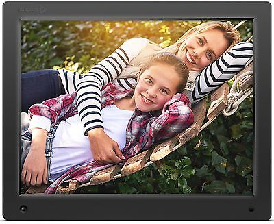 Nixplay Original 15 inch WiFi Cloud Digital Photo Frame. iPhone & Android App