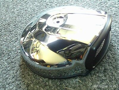 Harley-Davidson Air Cleaner Cover - Fits 2014 & Later Touring
