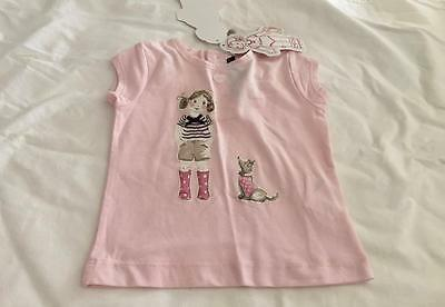 LILI GAUFRETTE ~ DESIGNER FRENCH BABY GIRL 12m  (Small Fit) more 6 months - NWT