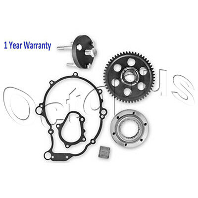 Yamaha Raptor 660 Starter Clutch Gear One Way Bearing n Gasket Kit 2001-2003