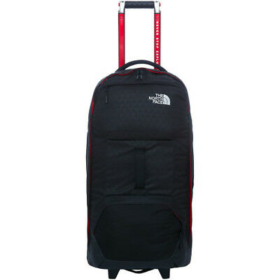 North Face Longhaul 30 Unisex Luggage - Tnf Black Emb One Size