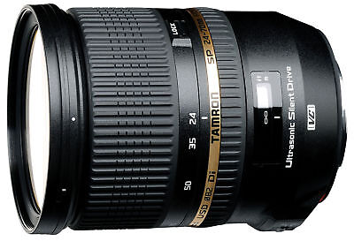 Brand New Tamron Sp Af 24-70Mm F/2.8 Di Vc Usd Lens Nikon Mount