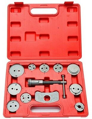 Universal Disc Brake Caliper Piston Rewind Tool Set Auto Brake Wind Back Tool
