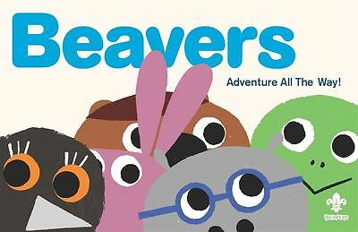 Beavers 'Adventures All The Way' Book