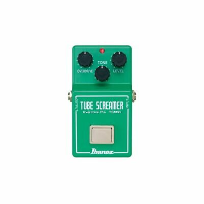 Ibanez TS-808 Overdrive Pro Tube Screamer Effektpedal